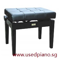 Piano Bench, Stool, Chair (Height Adjustable)