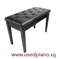 Standard Piano Bench, Stool, Chair (with Storage)